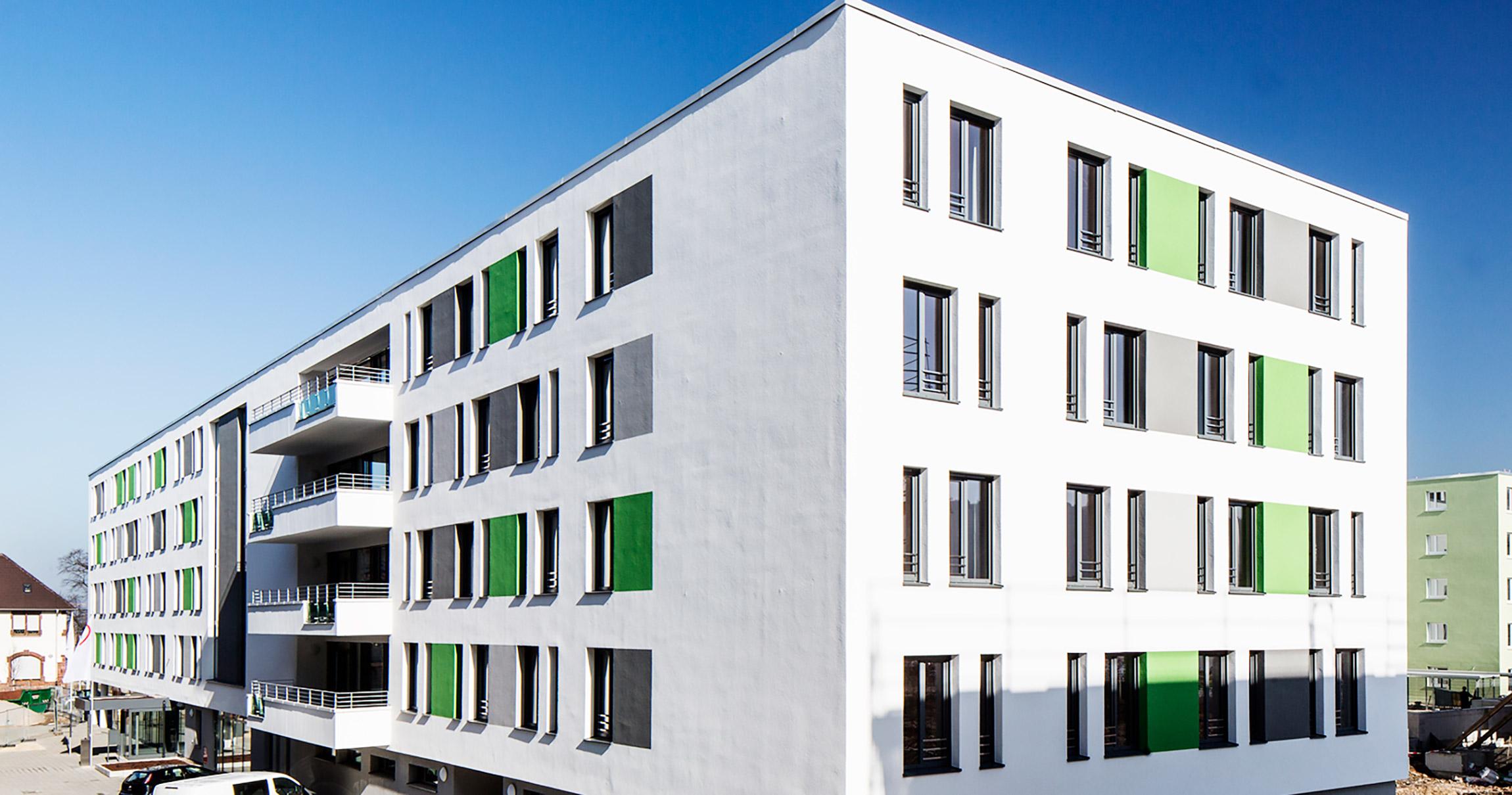 Senioren- und Pflegeimmobilie in Freiburg