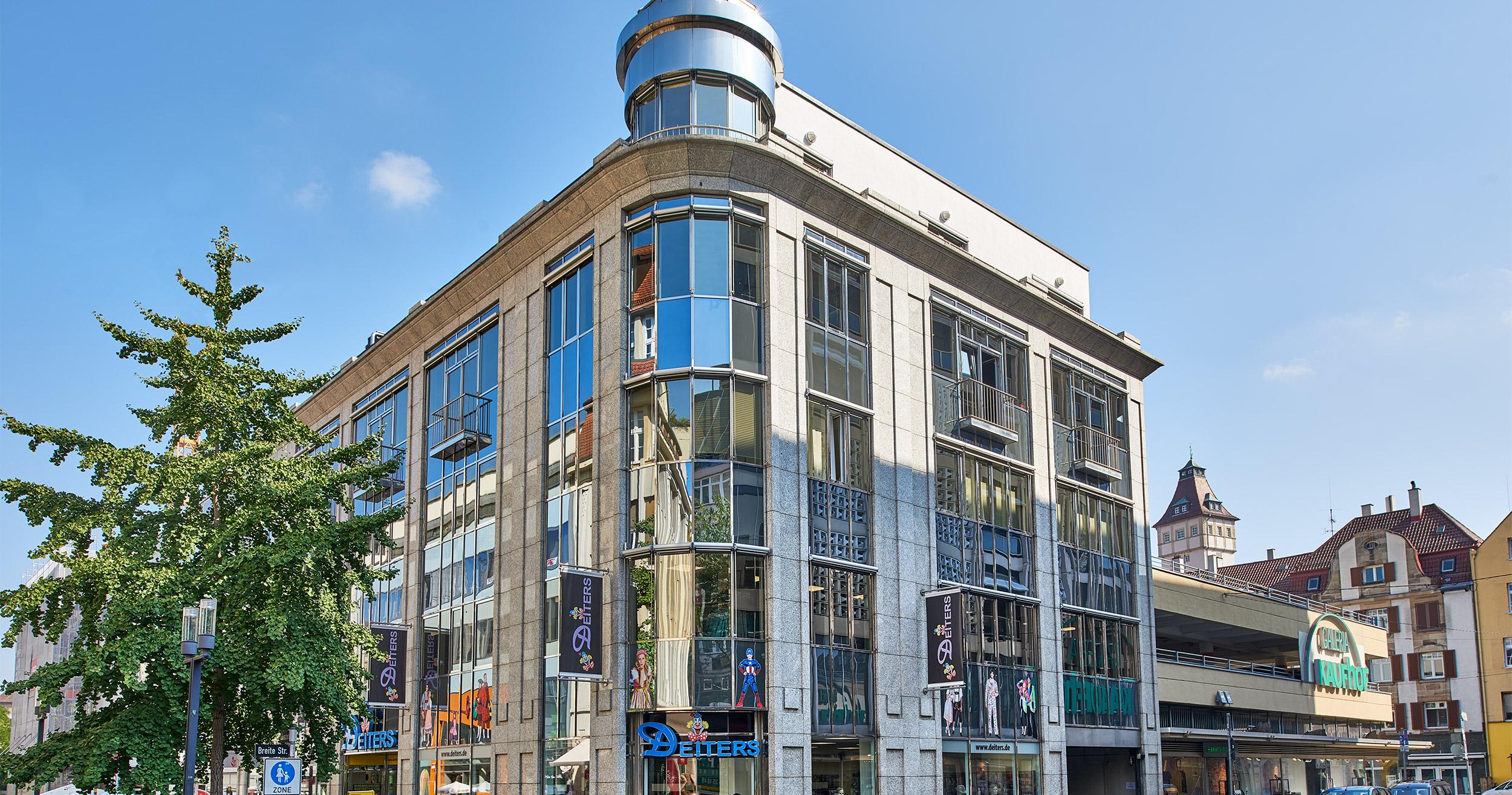 Geschäftshaus in Stuttgart