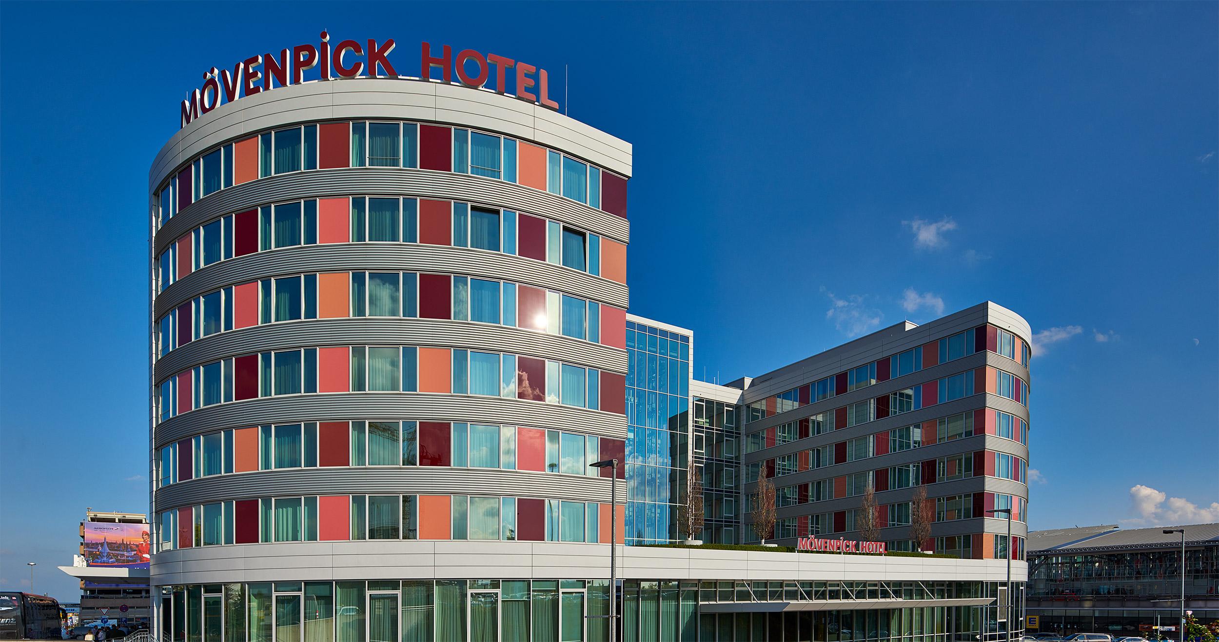 Mövenpick-Airport Hotel in Stuttgart